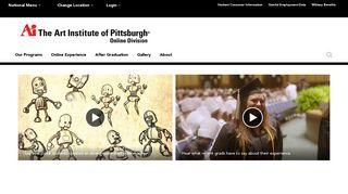Online Art School | The Art Institute Online