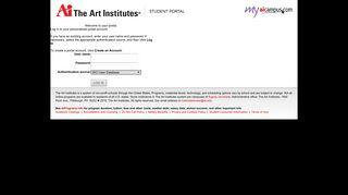 Log In - - The Art Institutes