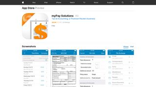 myPay Solutions on the App Store - iTunes - Apple