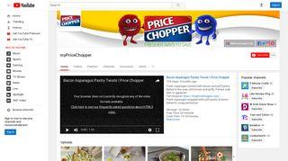 myPriceChopper - YouTube