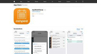 myWorkforce on the App Store - iTunes - Apple