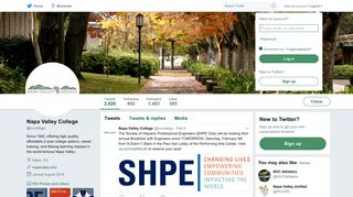Napa Valley College (@nvcollege)   Twitter