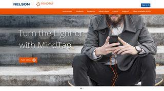 Nelson Education - MindTap