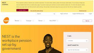 NEST Pensions | Workplace Pension Scheme