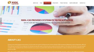 NSDL CAS | National Securities Depository Limited CAS