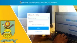 NUST   Students Portal :: THINK IN OTHER TERMS