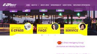 E-ZPass Group - Home