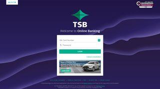 TSB - Online Banking
