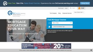 OnCourse Learning Financial Services, formerly TrainingPro