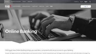 Online Banking - National Bank of Abu Dhabi