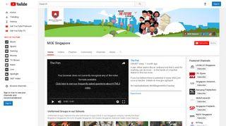 MOE Singapore - YouTube