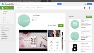 Oriflame - Apps on Google Play