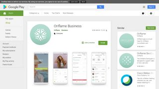 Oriflame Business - Apps on Google Play