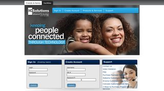 ICSolutions - Friends & Family