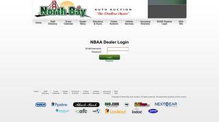 Login | North Bay Auto Auction