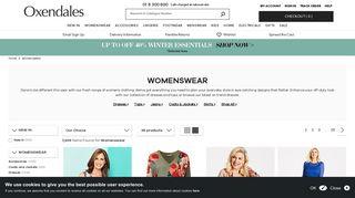 Irish clothing | Irish women's fashion | Womens clothing in ... - Oxendales