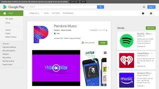 Pandora Music - Apps on Google Play