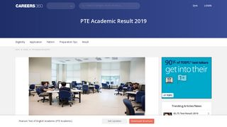 PTE Academic Result 2019 (PTE Scores) - Announced by Pearson VUE