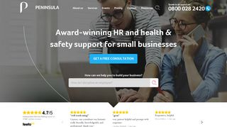 Employment Law, HR & Health and Safety Services   Peninsula UK