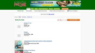 Birds for Sale - PetLink Classifieds - Australian Pet Link