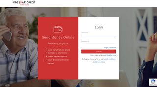 PFG Smart Credit Hybrid Online   A Smart Way to Send Money