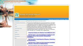 JSSC Registration