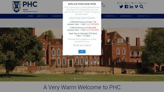 PHC Hitchin