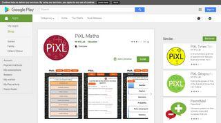 PiXL Maths – Apps on Google Play