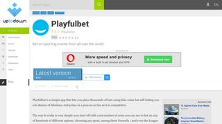Playfulbet 3.3.3 for Android - Download