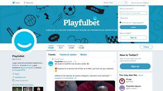 Playfulbet (@playfulbet) | Twitter