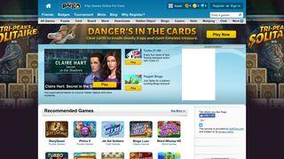 Play Free Online Games | Pogo.com®