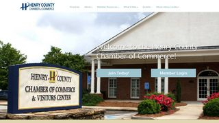 Home - Henry County Chamber of Commerce, GA