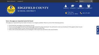 Teacher Links – Edgefield County School District