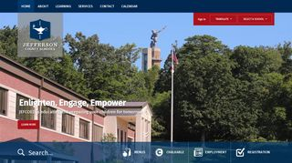 Jefferson County Schools / Homepage
