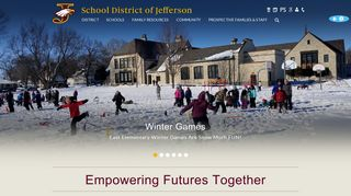 Welcome to Jefferson School District