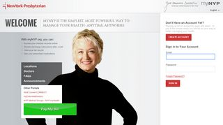 MyNYP: Sign in to Your Account