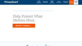 PrivacyGuard: My Credit Report & Credit Scores - All 3 Bureaus