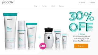 Skin Care and Breakout Control - Proactiv Australia