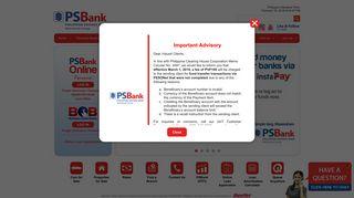 PSBank | Home