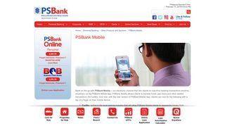 PSBank | PSBank Mobile