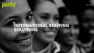 Promotional Staffing Agency   Purity Staffing - We Are Purity