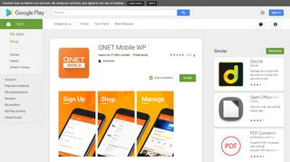 QNET Mobile WP - Apps on Google Play