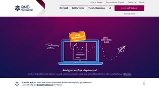 Corporate Internet Banking - QNB Finansbank