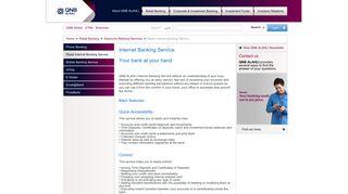 QNB Alahli - Internet Banking