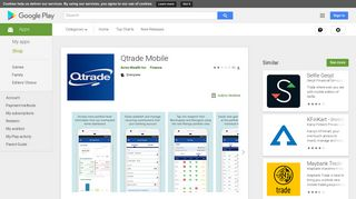 Qtrade Mobile - Apps on Google Play