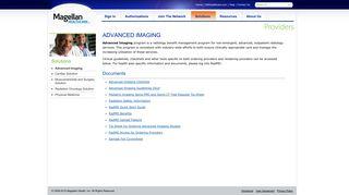 RADMD | Advanced Imaging