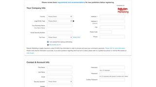 Sign UP LinkShare - Affiliate