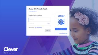 Rapid City Area Schools - Log in to Clever