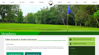 Online Payments & Member Statements - Royal Colombo Golf Club ...