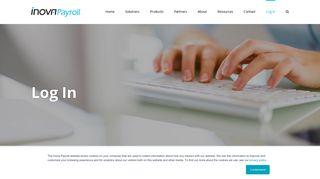 Payroll Login | Inova Payroll